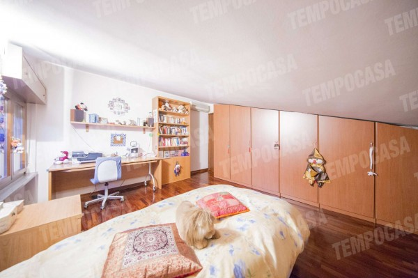 Appartamento in vendita a Milano, Affori Centro, Con giardino, 170 mq - Foto 10