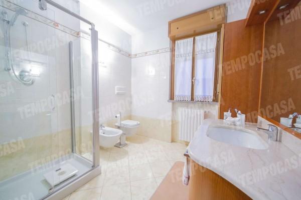 Appartamento in vendita a Milano, Affori Centro, Con giardino, 170 mq - Foto 8