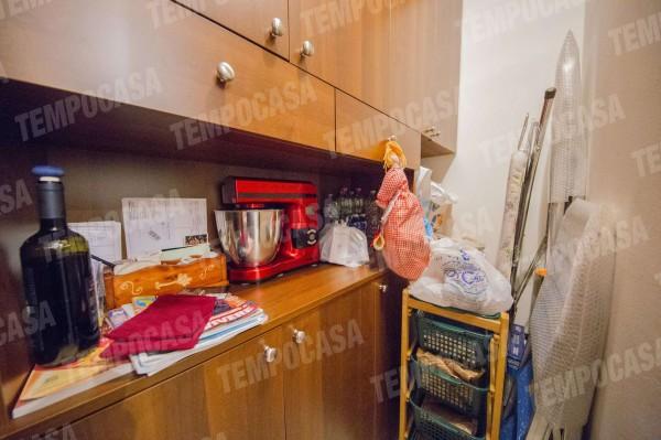 Appartamento in vendita a Milano, Affori Centro, Con giardino, 170 mq - Foto 13