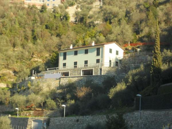 Villa in vendita a Zoagli, S.pietro Di Rovereto, Con giardino, 430 mq - Foto 4