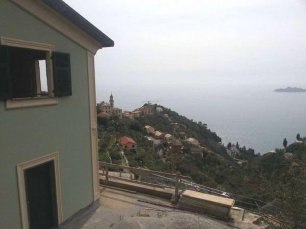 Villa in vendita a Zoagli, S.pietro Di Rovereto, Con giardino, 430 mq - Foto 10