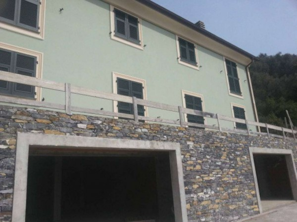 Villa in vendita a Zoagli, S.pietro Di Rovereto, Con giardino, 430 mq - Foto 11