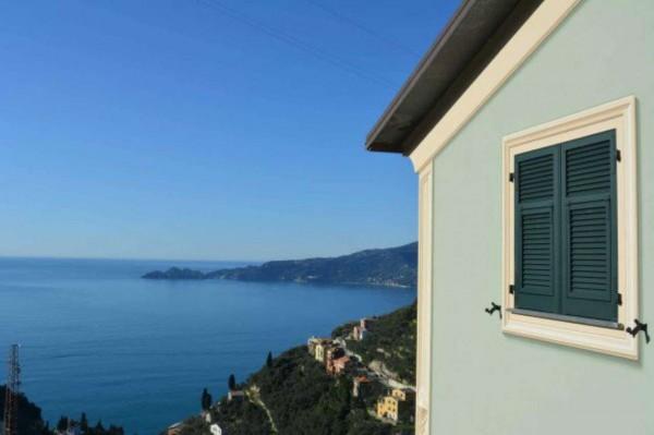 Villa in vendita a Zoagli, S.pietro Di Rovereto, Con giardino, 430 mq - Foto 9