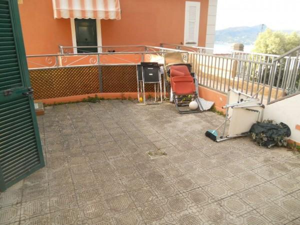 Villa in vendita a Zoagli, Sant'andrea Di Rovereto, Con giardino, 50 mq - Foto 14