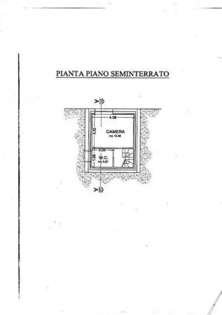 Villa in vendita a Zoagli, Sant'andrea Di Rovereto, Con giardino, 50 mq - Foto 3