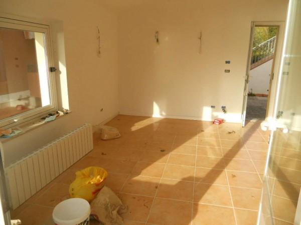 Villa in vendita a Zoagli, Sant'andrea Di Rovereto, Con giardino, 50 mq - Foto 12