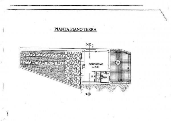 Villa in vendita a Zoagli, Sant'andrea Di Rovereto, Con giardino, 50 mq - Foto 4