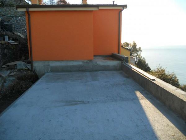 Villa in vendita a Zoagli, Sant'andrea Di Rovereto, Con giardino, 130 mq - Foto 12