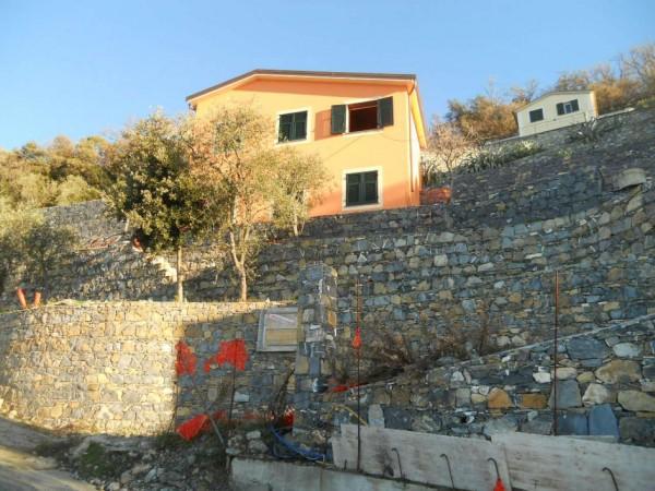 Villa in vendita a Zoagli, Sant'andrea Di Rovereto, Con giardino, 130 mq - Foto 14