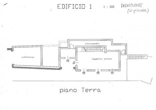 Villa in vendita a Zoagli, Sant'andrea Di Rovereto, Con giardino, 130 mq - Foto 2