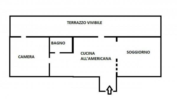 Appartamento in affitto a Roma, Africano, Arredato, 65 mq - Foto 12