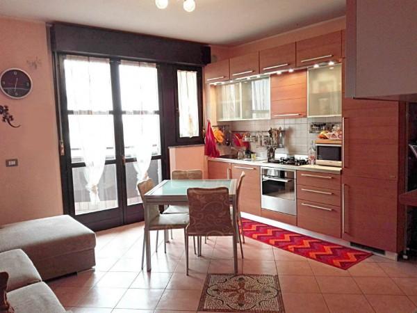 Appartamento in vendita a Muggiò, San Carlo, Con giardino, 78 mq