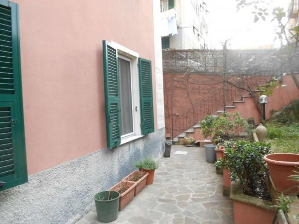 Appartamento in vendita a Genova, Adiacenze Via Nizza, Arredato, con giardino, 70 mq - Foto 18