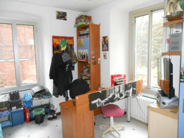 Appartamento in vendita a Genova, Adiacenze Via Nizza, Arredato, con giardino, 70 mq - Foto 45