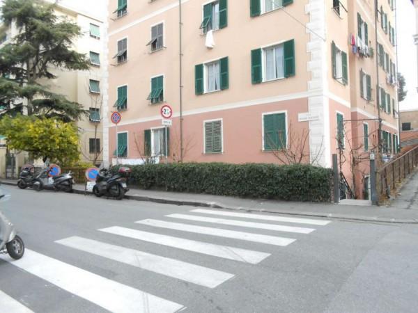 Appartamento in vendita a Genova, Adiacenze Via Nizza, Arredato, con giardino, 70 mq - Foto 3