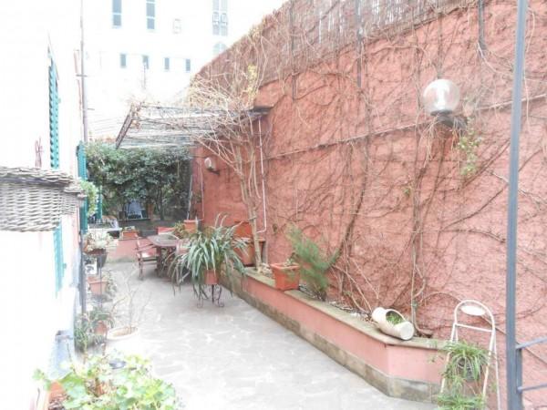 Appartamento in vendita a Genova, Adiacenze Via Nizza, Arredato, con giardino, 70 mq - Foto 14
