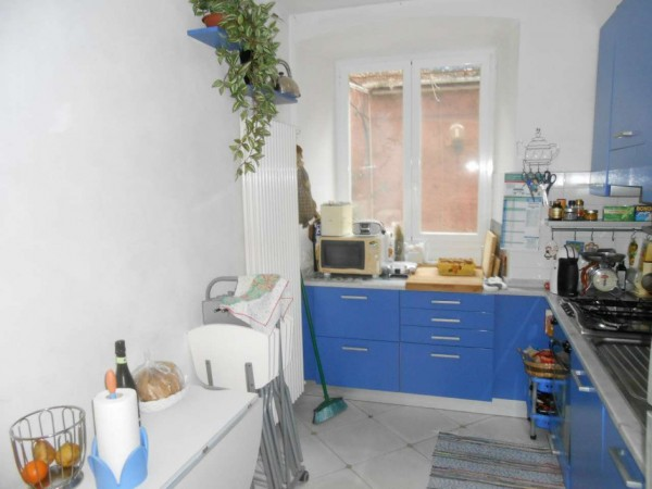 Appartamento in vendita a Genova, Adiacenze Via Nizza, Arredato, con giardino, 70 mq - Foto 52