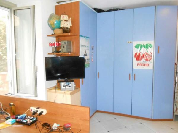 Appartamento in vendita a Genova, Adiacenze Via Nizza, Arredato, con giardino, 70 mq - Foto 46