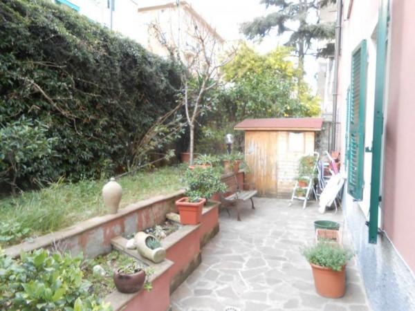 Appartamento in vendita a Genova, Adiacenze Via Nizza, Arredato, con giardino, 70 mq - Foto 22