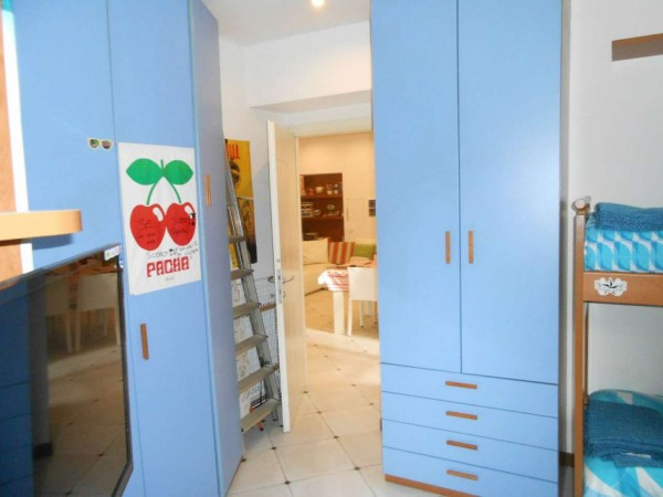 Appartamento in vendita a Genova, Adiacenze Via Nizza, Arredato, con giardino, 70 mq - Foto 32