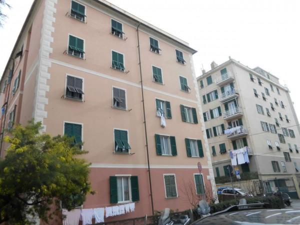 Appartamento in vendita a Genova, Adiacenze Via Nizza, Arredato, con giardino, 70 mq - Foto 4