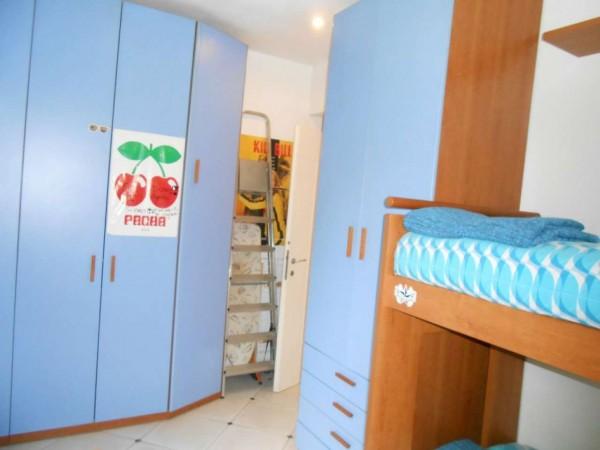 Appartamento in vendita a Genova, Adiacenze Via Nizza, Arredato, con giardino, 70 mq - Foto 31