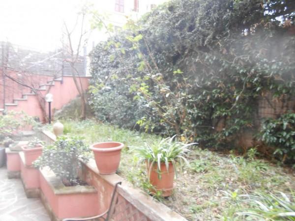 Appartamento in vendita a Genova, Adiacenze Via Nizza, Arredato, con giardino, 70 mq - Foto 41