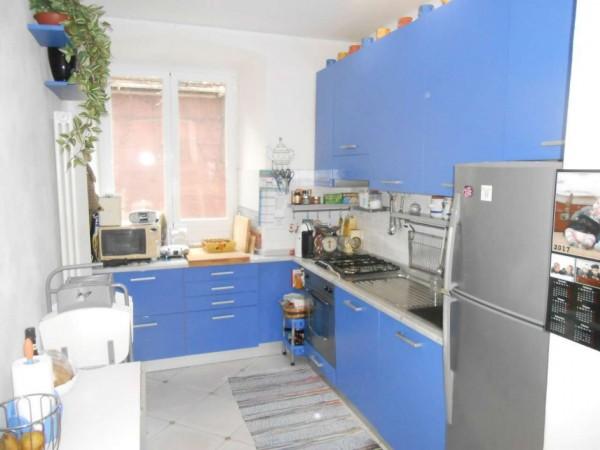 Appartamento in vendita a Genova, Adiacenze Via Nizza, Arredato, con giardino, 70 mq - Foto 36