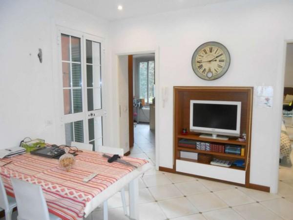 Appartamento in vendita a Genova, Adiacenze Via Nizza, Arredato, con giardino, 70 mq - Foto 55