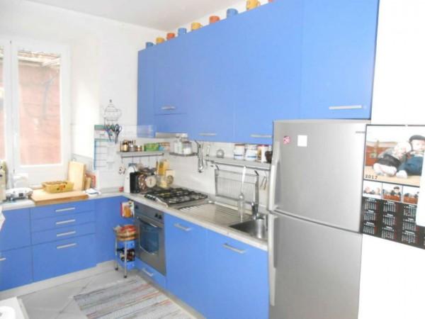 Appartamento in vendita a Genova, Adiacenze Via Nizza, Arredato, con giardino, 70 mq - Foto 51