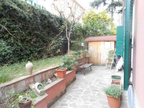 Appartamento in vendita a Genova, Adiacenze Via Nizza, Arredato, con giardino, 70 mq - Foto 19