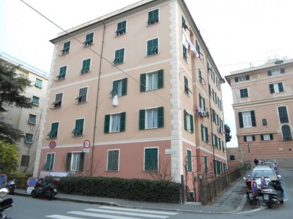 Appartamento in vendita a Genova, Adiacenze Via Nizza, Arredato, con giardino, 70 mq - Foto 5