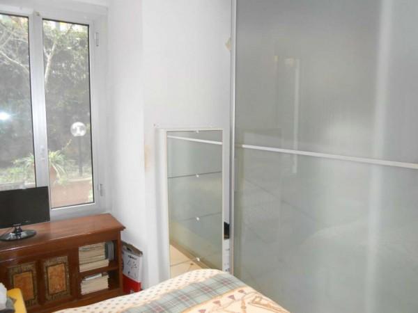 Appartamento in vendita a Genova, Adiacenze Via Nizza, Arredato, con giardino, 70 mq - Foto 34