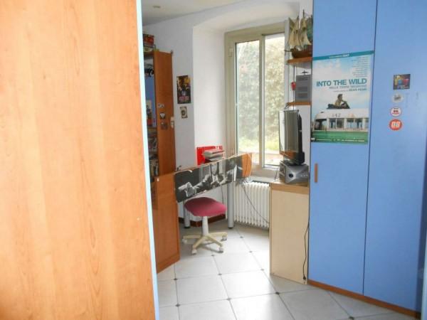 Appartamento in vendita a Genova, Adiacenze Via Nizza, Arredato, con giardino, 70 mq - Foto 29