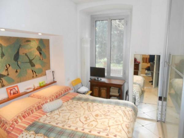 Appartamento in vendita a Genova, Adiacenze Via Nizza, Arredato, con giardino, 70 mq - Foto 49