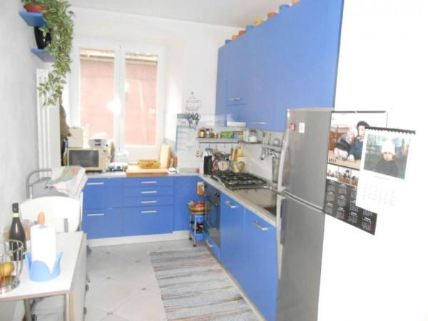Appartamento in vendita a Genova, Adiacenze Via Nizza, Arredato, con giardino, 70 mq - Foto 53