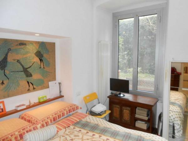 Appartamento in vendita a Genova, Adiacenze Via Nizza, Arredato, con giardino, 70 mq - Foto 35