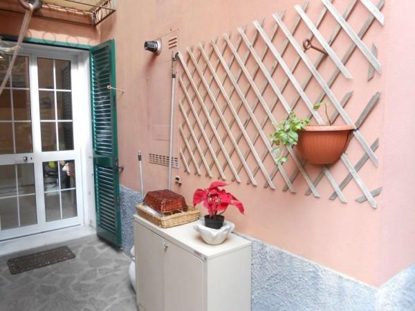 Appartamento in vendita a Genova, Adiacenze Via Nizza, Arredato, con giardino, 70 mq - Foto 42