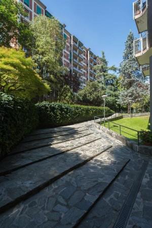 Appartamento in vendita a Milano, Con giardino, 175 mq - Foto 6