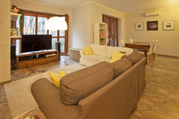 Appartamento in vendita a Milano, Con giardino, 175 mq - Foto 31