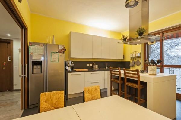 Appartamento in vendita a Milano, Con giardino, 175 mq - Foto 36