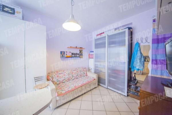 Appartamento in vendita a Milano, Affori Centro, Con giardino - Foto 9
