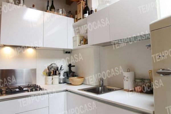 Appartamento in vendita a Milano, Affori Centro, Con giardino, 70 mq - Foto 6