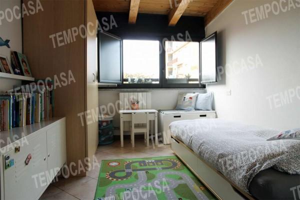 Appartamento in vendita a Milano, Affori Centro, Con giardino, 70 mq - Foto 9
