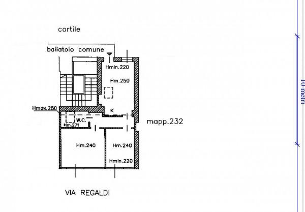 Appartamento in vendita a Milano, Affori Centro, Con giardino, 70 mq - Foto 2