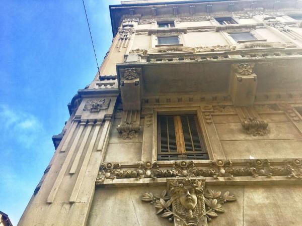 Appartamento in vendita a Milano, Boccaccio, Arredato, 270 mq