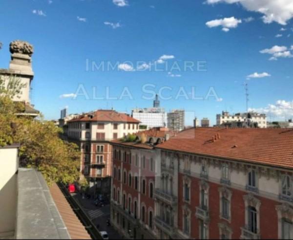 Appartamento in vendita a Milano, Boccaccio, Arredato, 270 mq - Foto 8