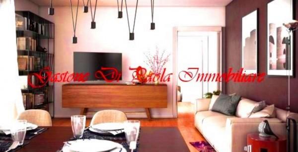 Appartamento in vendita a Milano, Via Parmenide, Con giardino, 72 mq