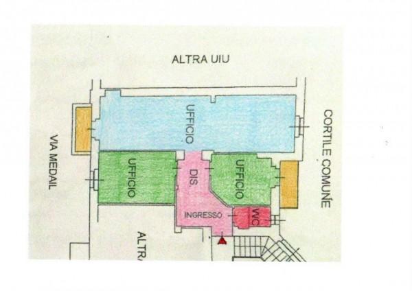 Ufficio in affitto a Torino, San Donato, 80 mq - Foto 17