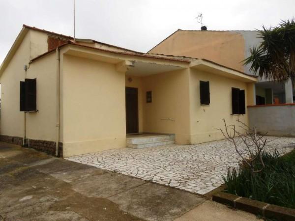 Villa in vendita a Anzio, Lavinio Stazione, Con giardino, 90 mq